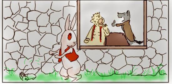 史上最惨的小白兔