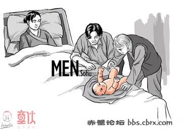 男人女人的欲望人生全过程 漫画组图
